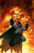 Dave Dorman SIGNED DC Comics Art Print ~ Batman DKIII #1 Dark Knight Master Race