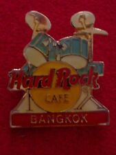HRC hard rock cafe bangkok drum set Light Blue arena Back