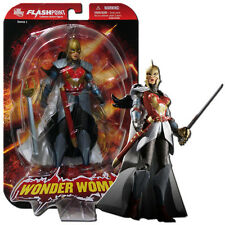 DC Direct Flashpoint Series 1 Wonder Woman 6-Inch Action Figure - Pkg Flawed