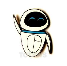 Disney Pixar Pin EVE Robot From Wall-E Movie Character Space Alien