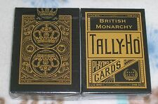 1 deck of Tally-Ho British Monarchy Playing Cards