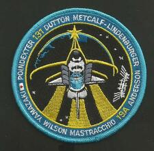 """SHUTTLE DISCOVERY STS-131   SPACE  PATCH 4 """""""