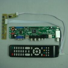 TV PC HDMI CVBS RF Lcd Controller Board up to 1920x1080 lcd panel
