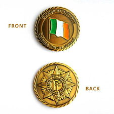 Irish Army Óglaigh na hÉireann Defence Forces Ireland Medallion