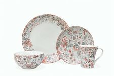 222 Fifth Evangeline 16 Piece Dinnerware Set