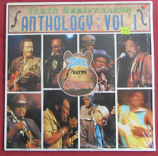 TENTH ANNIVERSARY ANTHOLOGY VOL. 1 LP ORIG UK LIVE FROM ANTONE'S