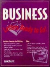 Business Letters Ready To Go!-ExLibrary