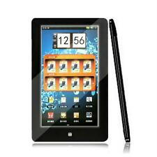HD 7 inch Touch Screen Display Ebook Reader Black 8GB Game Function E Book New
