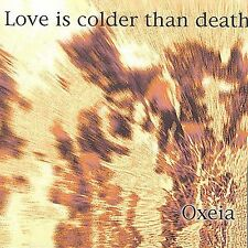 Oxeia by Love Is Colder than Death (CD, May-1995, Metropolis)