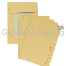 20 x C5 A5 BOARD BACK BACKED ENVELOPES 229x162mm PIP