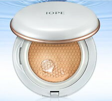New IOPE Air Cushion Intense Cover #W21 Warm Beige SPF50 15g + 15g Refill SET