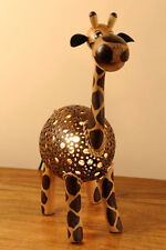 Coconut lamps Giraffe standing Coconut Lamp Light Kid's room Light Animal lamp