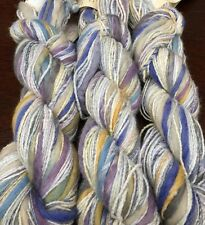 Bamboo Bloom Handpaints Bulky Thick N Thin Yarn - Nagano