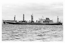 mc4797 - Clan Line Cargo Ship - Clan Alpine - photograph