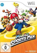 Nintendo Wii +Wii U SUPER MARIO BROTHERS SPORTS MIX * Neuwertig