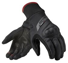 GUANTI GLOVES MOTO REV'IT REVIT CRATER WSP WINDSTOPPER ANTIVENTO NERO TG S