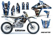 Suzuki RMZ 450 Graphics Kit AMR Racing Bike Decal RMZ450 Sticker Part 2007 MAD S