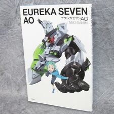 EUREKA SEVEN AO First Edition Art Fanbook character Mecha Book *