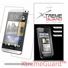 XtremeGuard Clear LCD FULL BODY Screen Protector Skin Cover For All-New HTC ONE