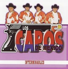 Interminables by Los Capos de Mexico (CD, Sep-2005, Univision Records) BRAND NEW