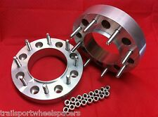 "1.5"" Ford Diesel 2004-up F250/350 HUB CENTRIC WHEEL SPACERS ADAPTERS Superduty"