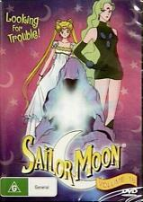 SAILOR MOON VOLUME 18 - CHILDRENS ANIMATED NEW DVD MOVIE SEALED