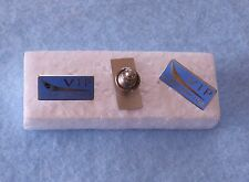 Vintage 1970's Douglas Aircraft Group VIP 'Value in Performance' award pin