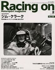 [BOOK] Racing on No.435 Jim Clark Lotus CORTINA 18 49T Aston Martin DB4T Japan