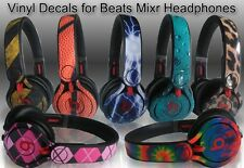 Choose Any 2 Vinyl Skins for Monster Beats Mixr by Dr. Dre - Free U.S. Shipping