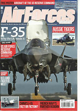 AIR FORCE MONTHLY, APRIL, 2014 (OFFICIALLY THE WORLD'S NO.1 MILITARY AVIATION