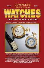 Complete Price Guide to Watches 2016 by Richard E. Gilbert Paperback Book (Engli