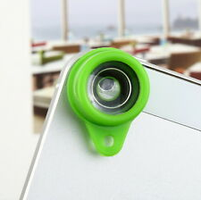 Hot Jelly Lens Fish Eye Wide Angle for iPhone Cell Phone Digital Lomo Camera KK