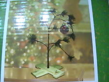 Peanuts Charlie Brown's Christmas Musical Tree Brand New In Original Box