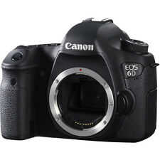 Extended Cyber Week Sale - New Canon EOS 6D DSLR Camera Body - Original Box