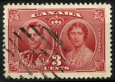 Canada 1937 sg#356 kgvi INCORONAZIONE USATO #d45583