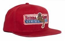 New Embroidered Bubba Gump Shrimp CO DISTRESSED Hat Cap One Size Snapback Movie