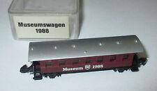 Märklin Z Museumswagen 1988 Personenwagen Würtembergische Länderbahn   OVP