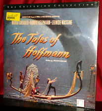 SEALED! Criterion 'TALES OF HOFFMANN' on NEW 2-Disc Laser Disc - Scorsese track