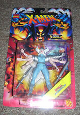 "SPIRAL X-Force X-Men 5"" Figure Marvel Entertainment TOY BIZ 1995 carded 5+"