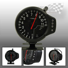 "5"" REV TACHOMETER STEPPER GAUGE SHIFT LIGHT"