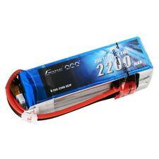 Gens Ace 3S 2200mAh 11.1V 25C/50C Lipo Battery Deans plug ZIPPY TURNIGY PARKZONE