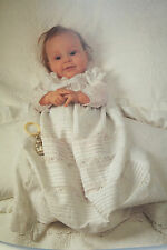 Christening Robe, Vintage Styled, Sewing Patter