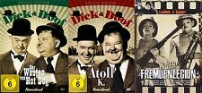 Dick & Doof - Der Westen von Hot Dog - Atoll K. - In der Fremdenlegion - 3 DVD