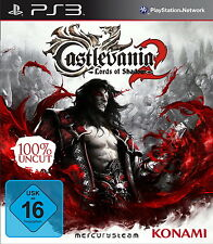 Castlevania: Lords Of Shadow 2 (Sony PlayStation 3, 2014  @  NEU & OVP  @