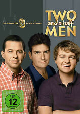 Two and a half Men  komplette 8. Staffel - Neu+Versiegelt - FSK 12 DvD @L2@