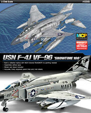 "ACADEMY 1/72nd SCALE USN F-4J PHANTOM ""SHOWTIME 100"" MODEL KIT # 12515"