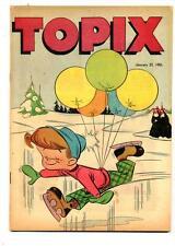 Topix Volume 8 #15     Ice Skating Cover