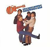 THE MONKEES - HEADQUARTERS (1967) - 2013 RHINO USA DELUXE REMASTERED/EXPAND 2xCD