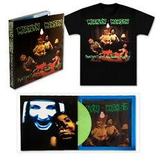 Marilyn Manson Portrait of an American Family Vinyl Limited Edition Set w/ Shirt