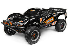 HPI RACING BAJA 5T BLACK 110677 BAJA 5T-1 TRUCK PAINTED BODY (BLACK)